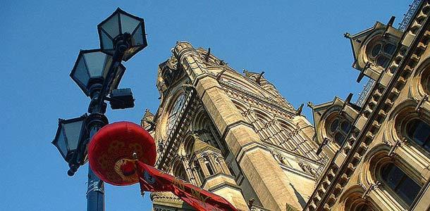 Manchesterin kaupungintalo