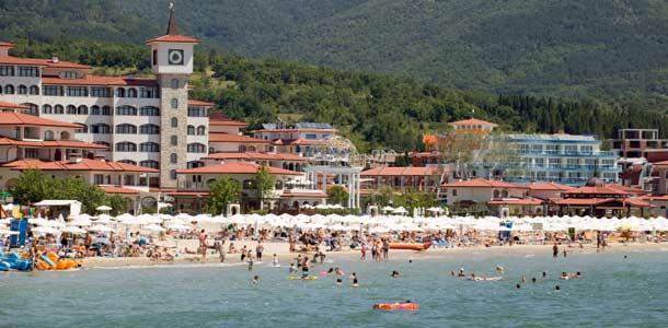 Bulgarian parhaat rantakohteet