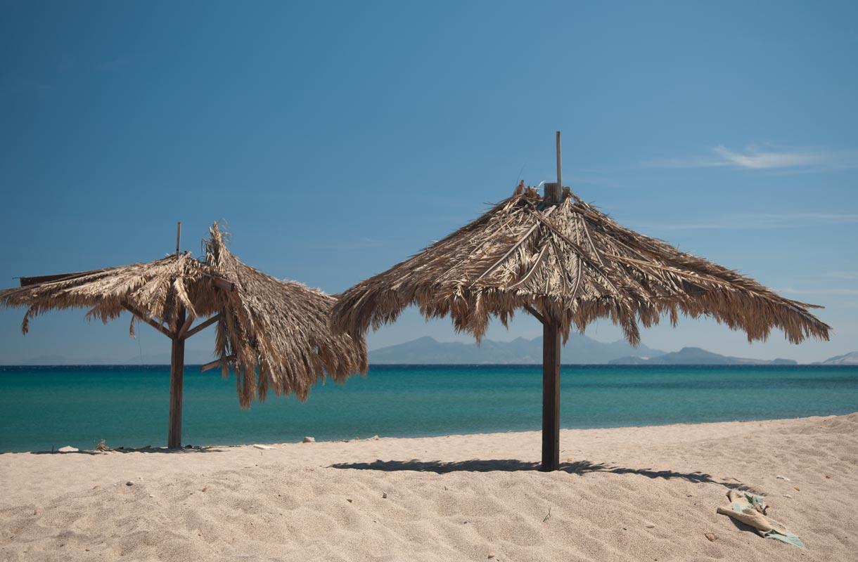 Kos on ihana Kreikan saari.