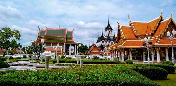 Grand Palace Thaimaassa