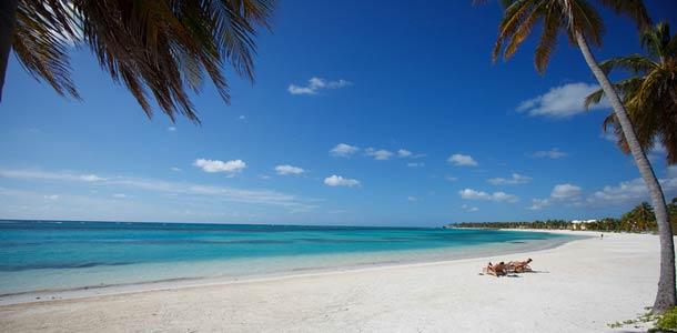 Karibian hiekkarannat