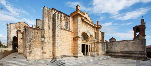 Catedral Primada America Dominikaanisessa tasavallassa