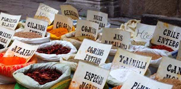 Andalusian ruokakulttuuri