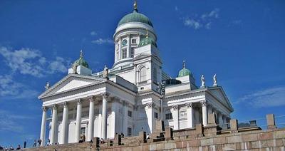Koe Helsingin nähtävyydet kiertoajelulla