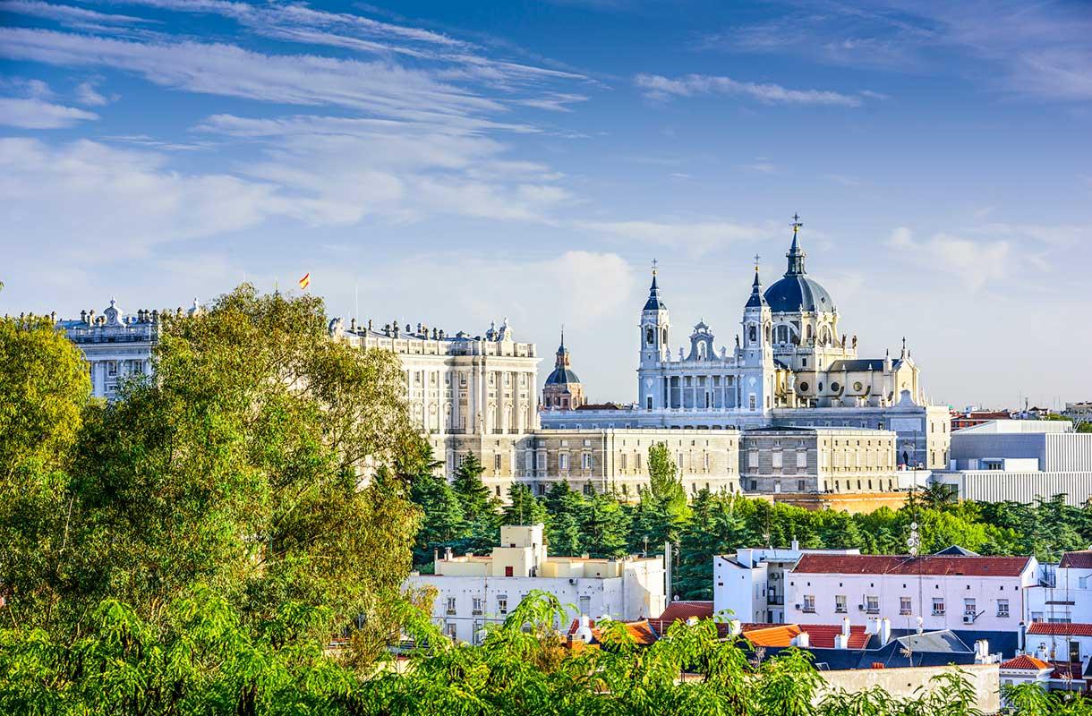 Madrid, Espanja