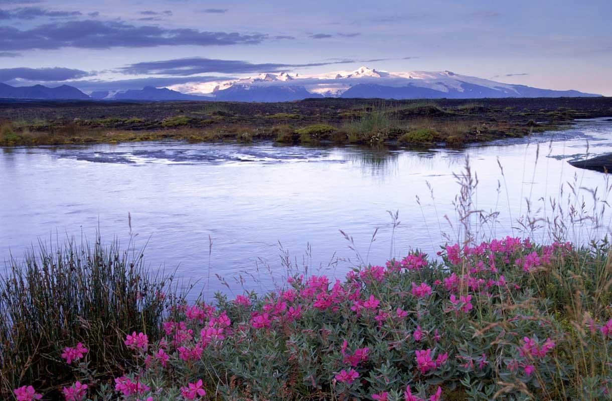 Islannin tärkein vetonaula on ainutlaatuinen luonto.