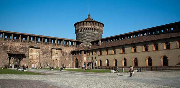 Linna Milanossa