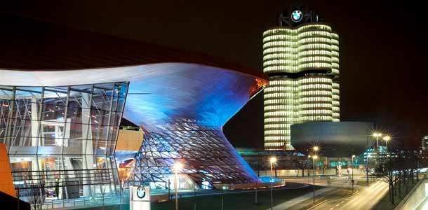 BMW Welt Münchenissä