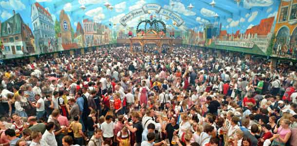 Oktoberfest Münchenissä