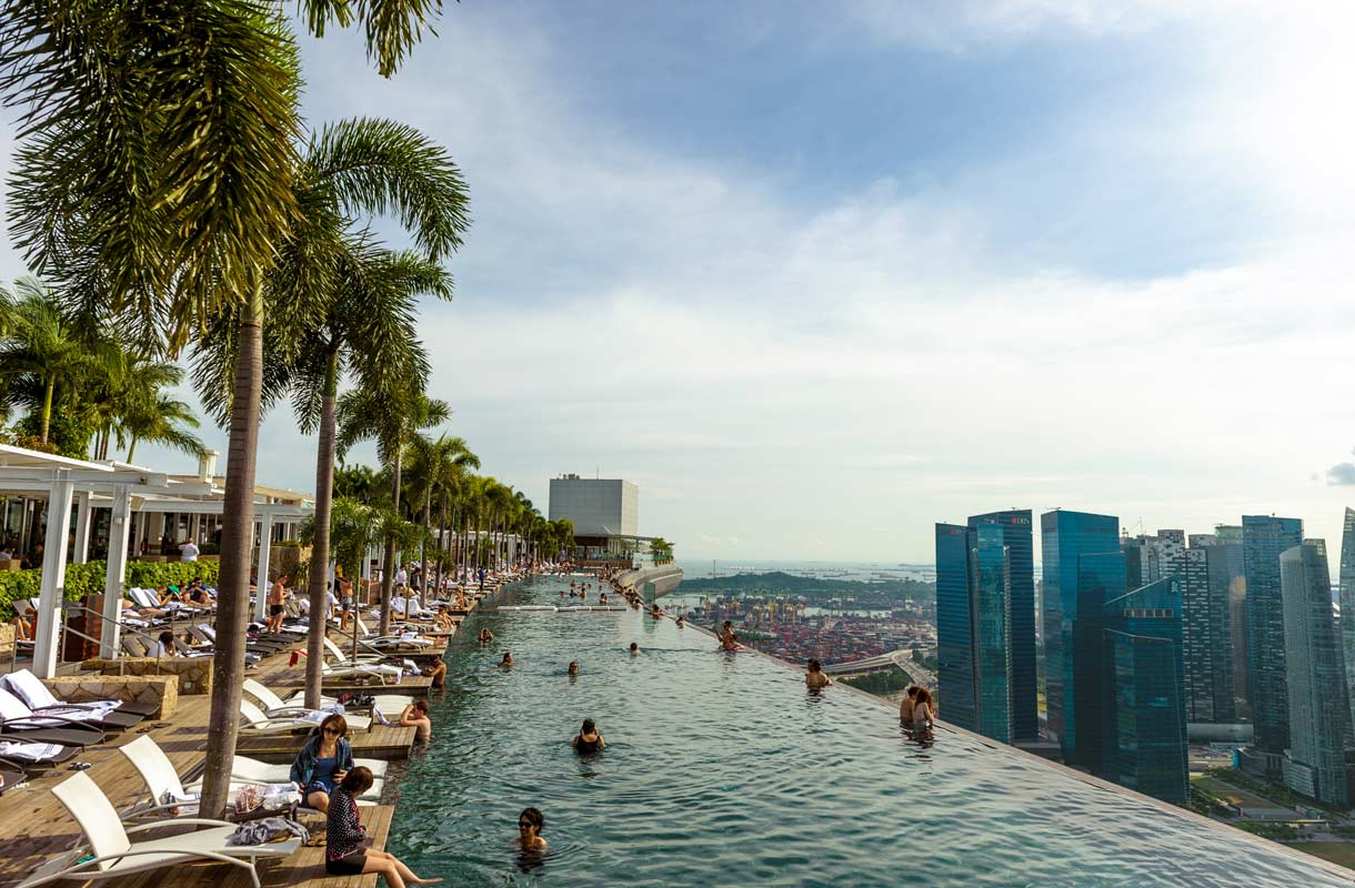 Marina Bay Sands -hotelli