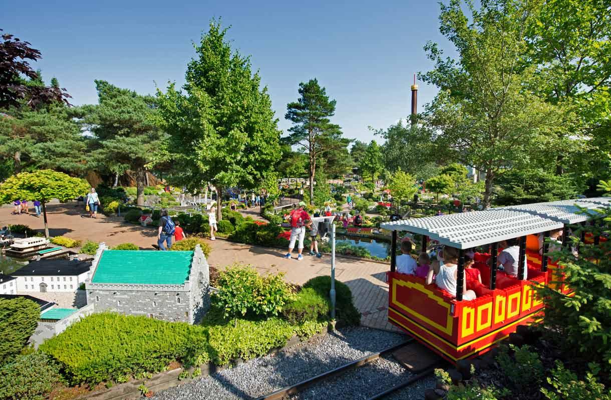 Legoland sijaitsee Tanskan Billundissa.