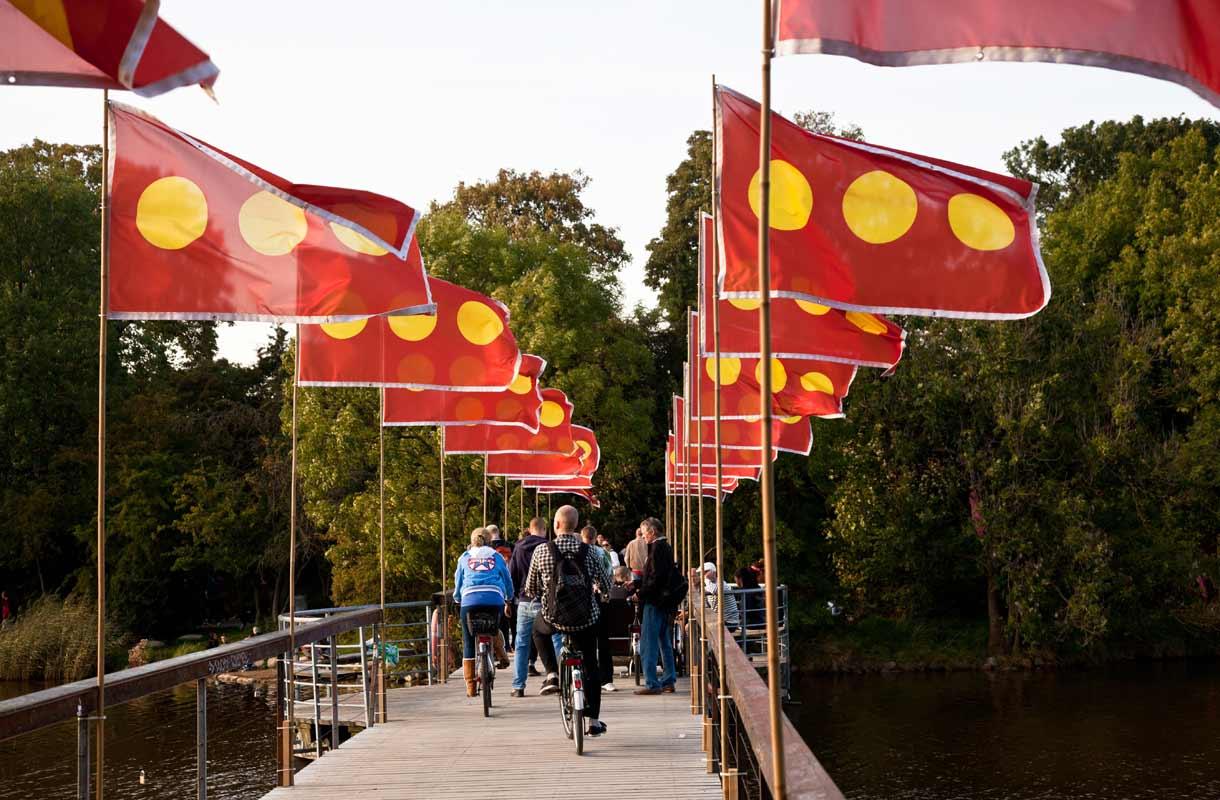 Vapaakaupunki Christiania ei ole enää epämääräisen maineensa veroinen.