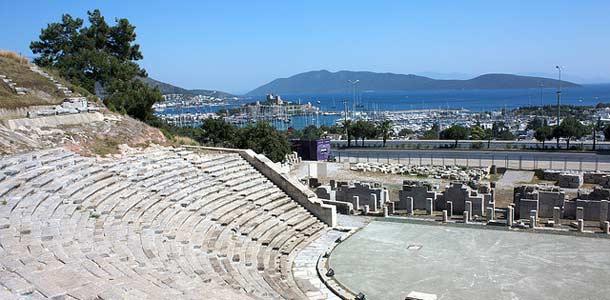 Bodrumin amfiteatteri