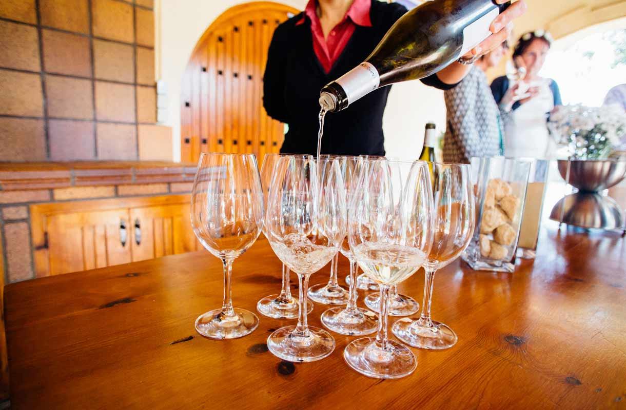 Viininmaistelu sopii niin harrastajille kuin amatööreillekin.
