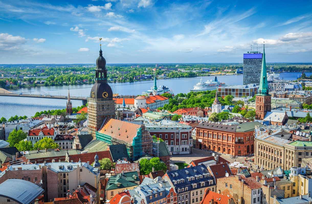 Latvia Riika