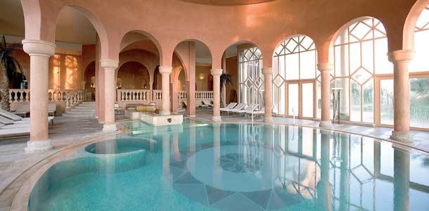 Kylpylä Tunisiassa