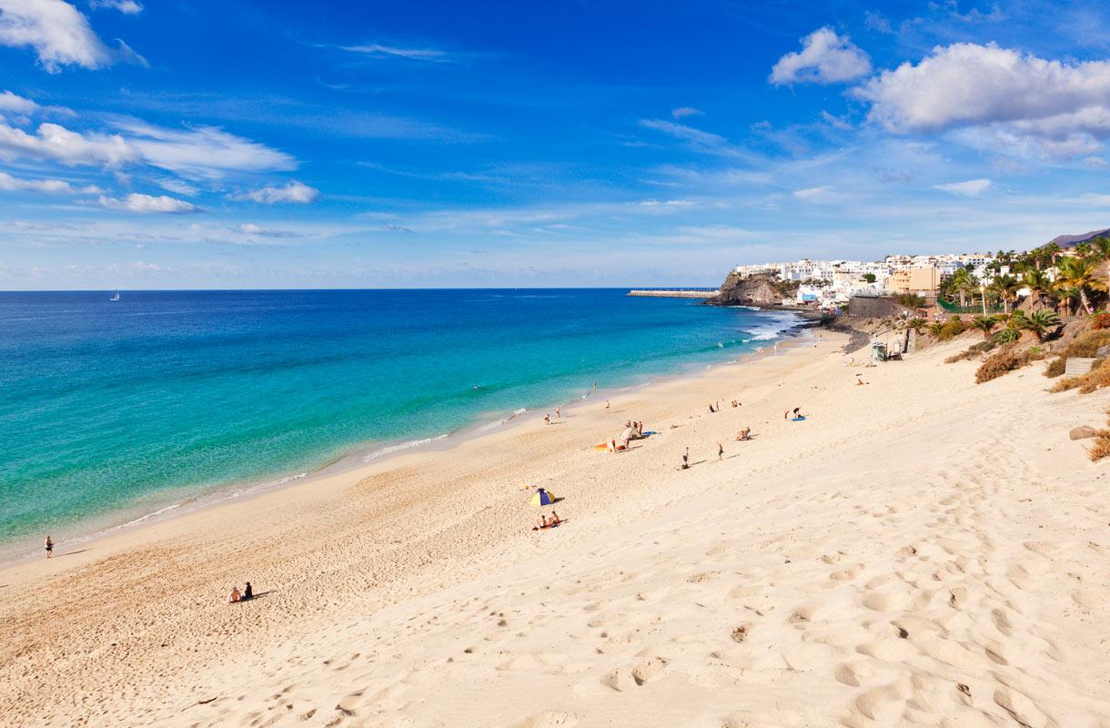 Jandian lomakohde Fuerteventuralla