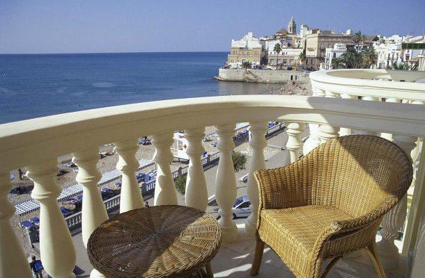 Hotelli Espanjan Sitgesissä