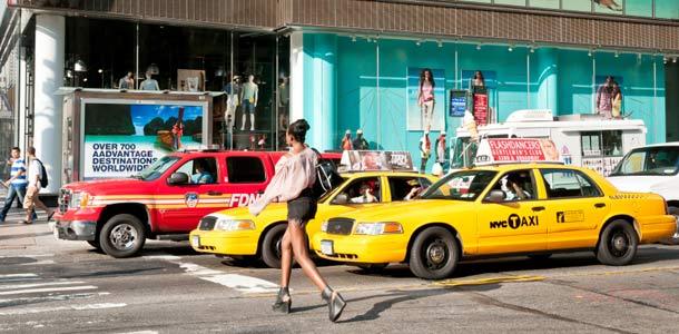 New York on muodin pääkaupunki