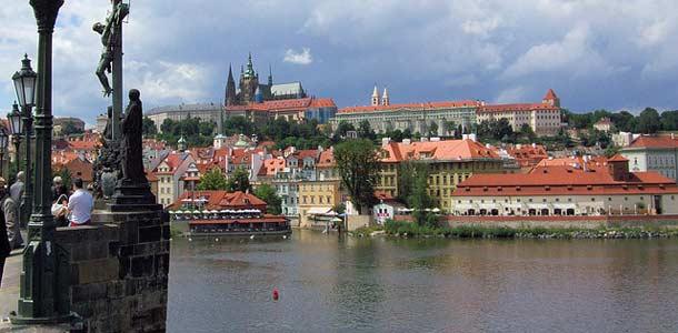 Prahan ilmaiset nähtävyydet