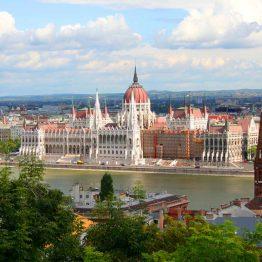 Parlamenttitalo, Budapest
