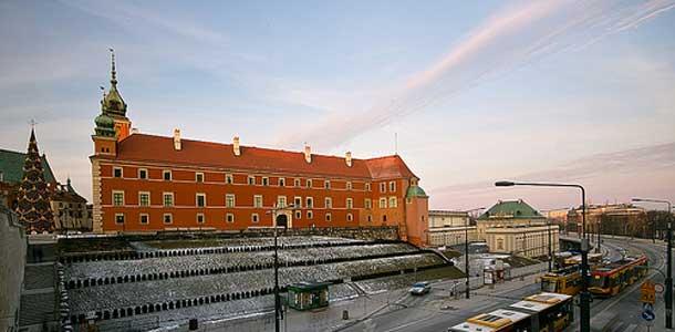 Varsova on Puolan pääkaupunki