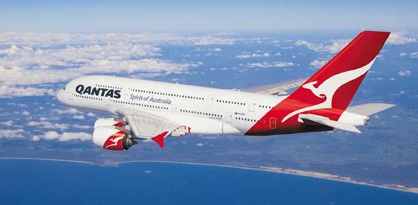 A380-kone lennolla