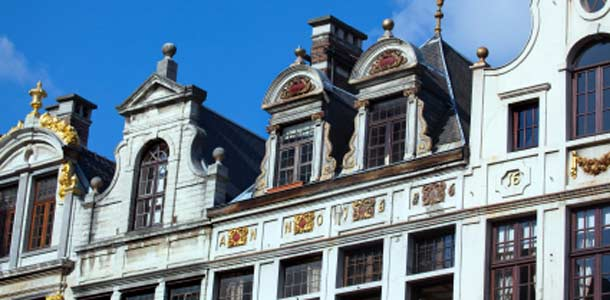 Belgian historialliset kaupungit