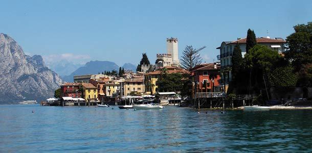 Italian kauneimmat järvikohteet
