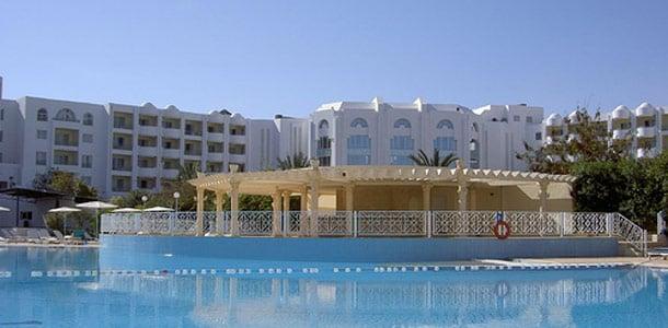 Hammametin hotelli