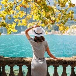 Gardajärvi, Italia
