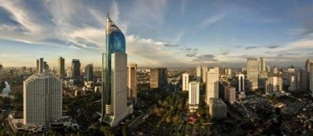 Jakartan skyline