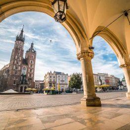 Verkahalli, Krakova