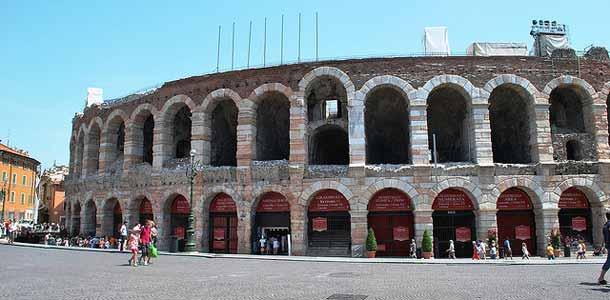 Veronan historiallinen areena