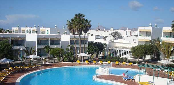 Majoitus ja liikkuminen Lanzarotella