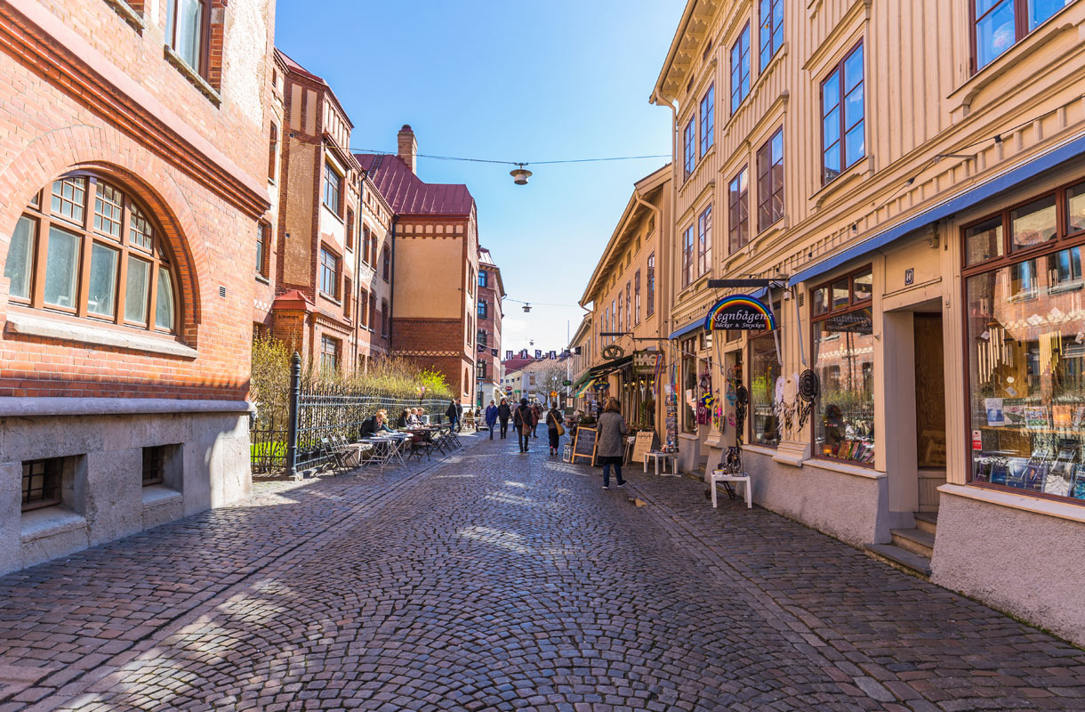 Göteborg, Ruotsi