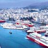 Alukset Välimeren rannikolla