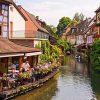 Joenvarren ravintoloita Alsacessa