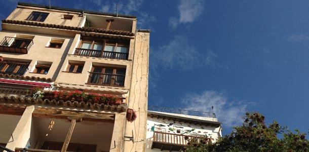 Cuencan historiallinen keskusta