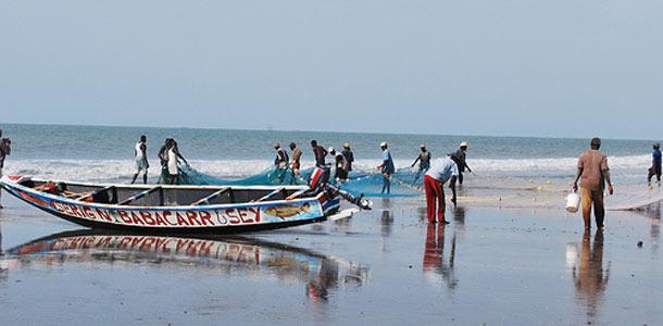 Gambia on pieni maa Afrikassa
