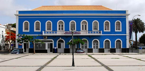 Rantaloma Kap Verdellä