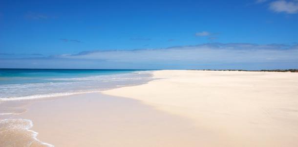 Kohdeopas Kap Verden saarille