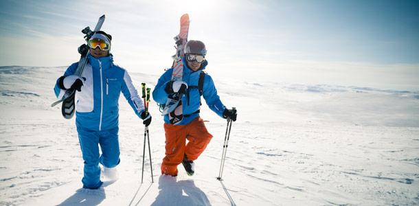 Levi on Suomen suurimpia hiihtokeskuksia
