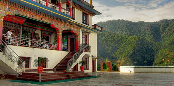Nepalin koristeellinen temppeli