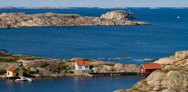 Göteborgin rannikkoa