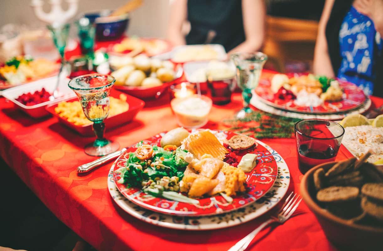 Risteily, mökki tai kylpyläloma  joulu poissa kotoa