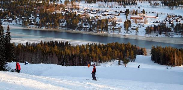 joulu 2018 tahkolla Tällainen on Tahkon hiihtokeskus joulu 2018 tahkolla