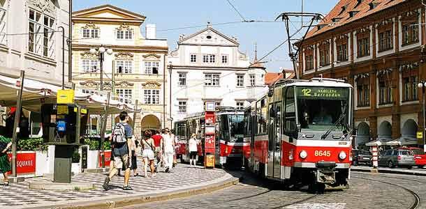 Prahan raitiovaunut