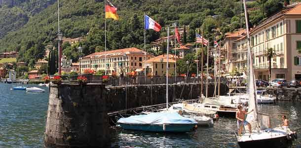 Italian järviseudun parhaat kohteet