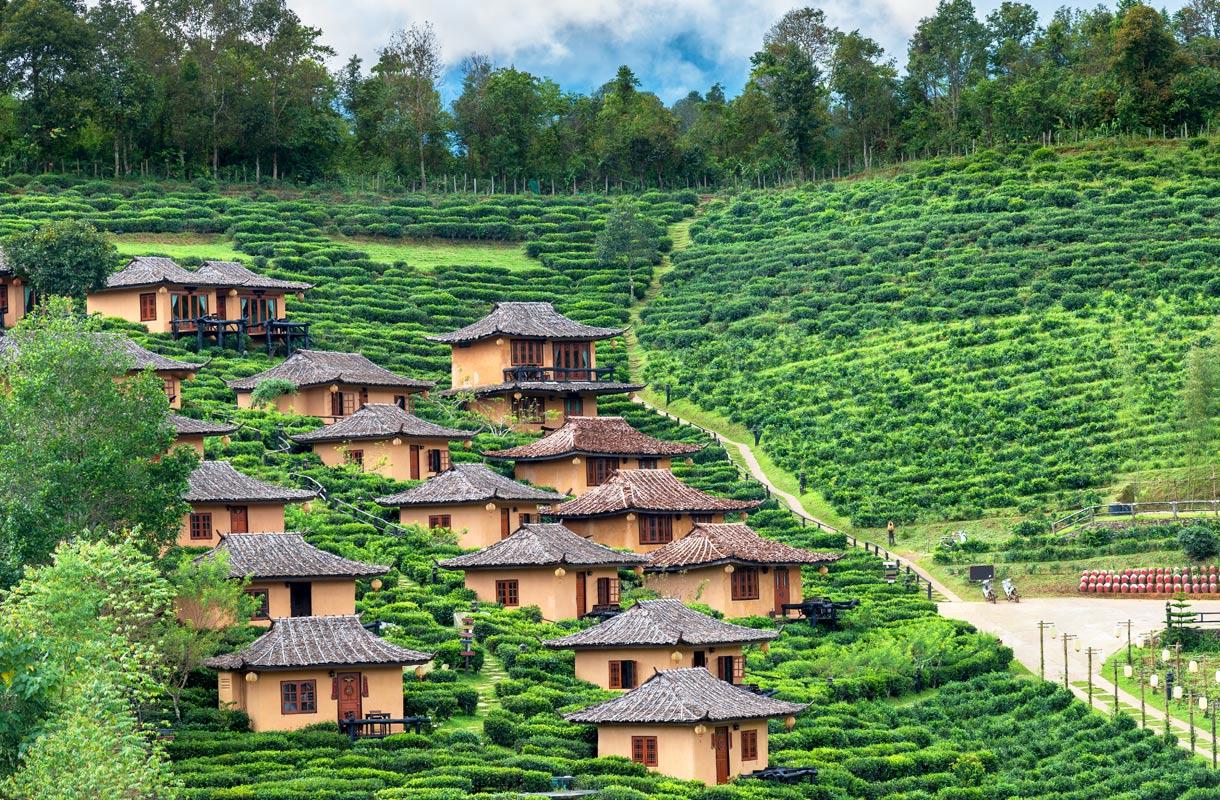 Pai, Thaimaa